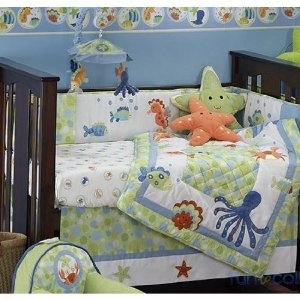 Ocean Themed Baby Crib Bedding Sets Pregnancy To
